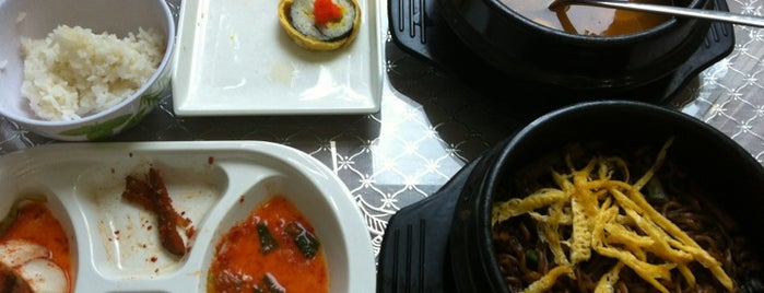 Kimchi Kimbab is one of Măm măm ~.^.