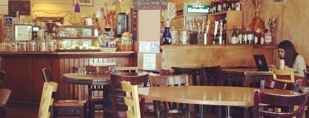 Cafe La Boheme is one of SF to-do.