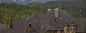 The Fairmont Chateau Whistler is one of Places from the reporting trail.