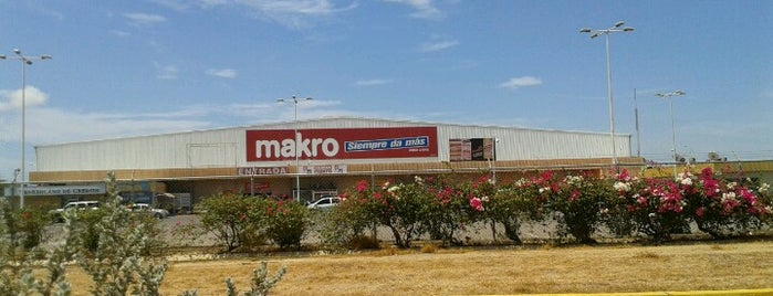 Makro Paraguana is one of Guide to Los Taques y Guanadito's best spots.
