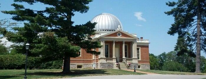 Cincinnati Observatory Center is one of Local.