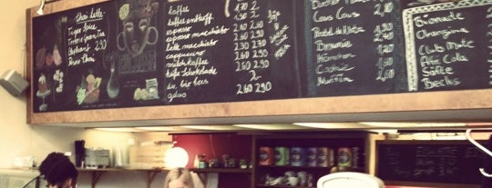 Cuccuma Espresso & Focaccia is one of Berlin – Cafés.