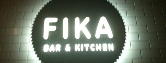 Fika is one of Shoreditch.