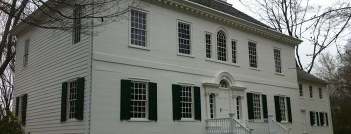 Morristown National Historical Park is one of National Parks.