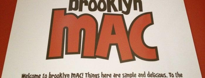 Brooklyn Mac is one of Vegan Comfort Food.