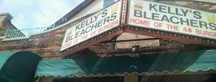 Kelly's Bleachers is one of Bars, Pubs and Beer Halls.
