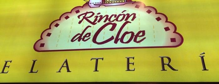 Rincon de Cloe is one of comida e.e.