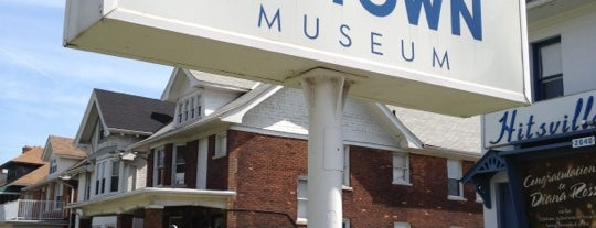 Motown Historical Museum / Hitsville U.S.A. is one of Olly Checks In - Detroit.