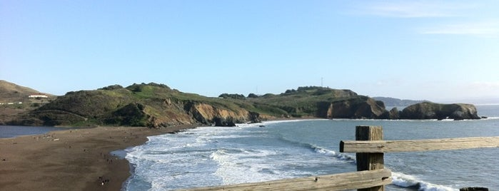 Rodeo Beach is one of San Francisco | New to Town.