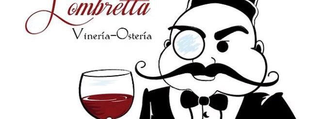 L'Ombreta is one of Italian.