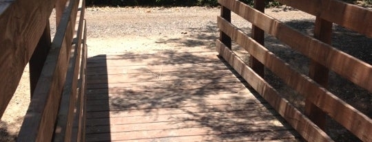 University Park Canal Eagle Scout Project Bridge is one of PHX Parks in The Valley.