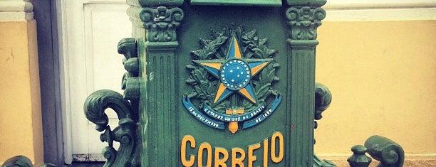 Centro Cultural dos Correios is one of Turistando em Pernambuco/Tourism in Pernambuco.