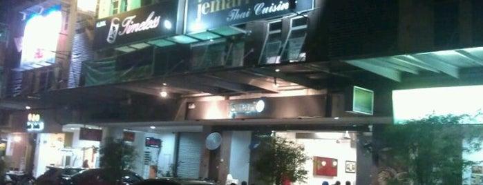Jemari Cafe is one of makan sedap.