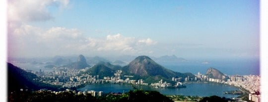 Vista Chinesa is one of Rio.