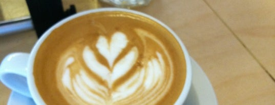 Voltage Coffee & Art is one of /r/coffee.