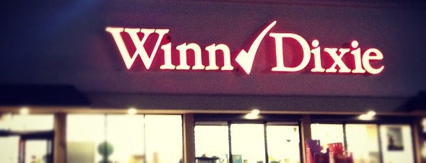 Winn-Dixie is one of Top picks for Food and Drink Shops.