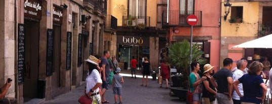 Bubó Degustacions is one of Breakfast and nice cafes in Barcelona.