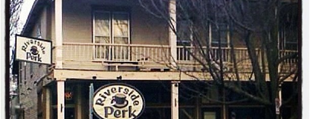 Riverside Perk is one of Wichita Must-Do's!!.