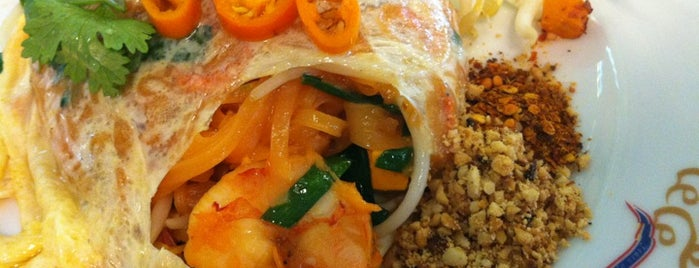 Pad Thai Thip Samai is one of Enjoy eating ;).