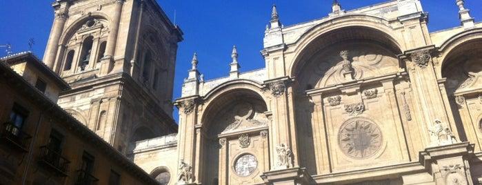 Catedral de Granada is one of 101 cosas que ver en Andalucía antes de morir.