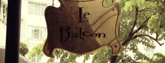 Le Balcon Cafe is one of CASINOS.