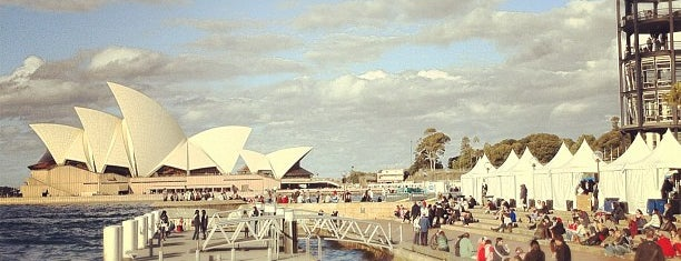 Sydney Opera House is one of Favorite Places Around the World.