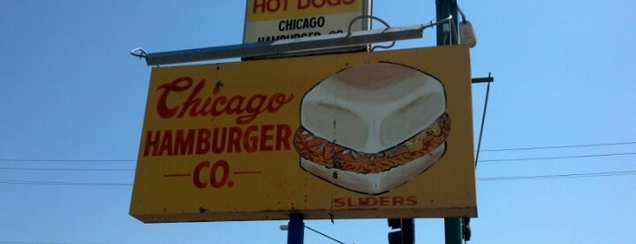Chicago Hamburger Company is one of 20 favorite restaurants.
