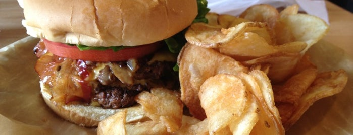 Wayback Burgers is one of My favorite Food Places.