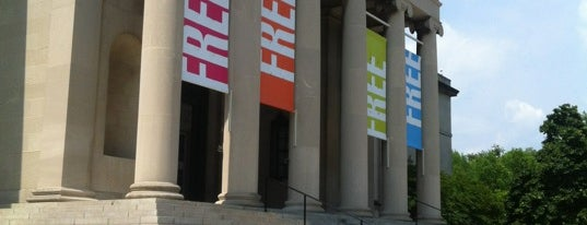 Baltimore Museum of Art is one of Family trips.