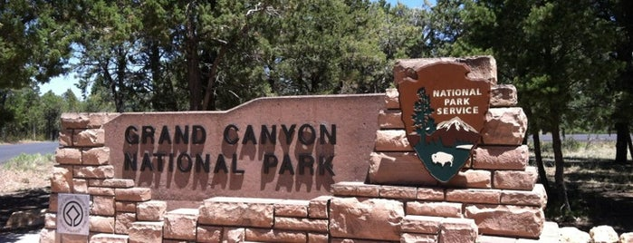 Grand Canyon National Park is one of All-Time Favourite Places.