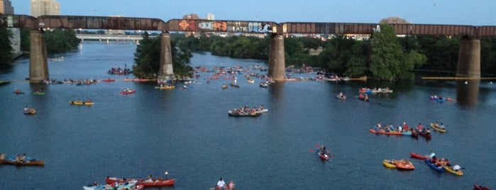 Lady Bird Lake is one of Austin To-Do.