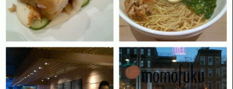 Momofuku Ko is one of Eating New York City.