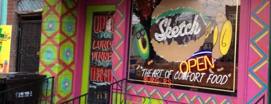 Sketch Burger is one of Best of Philadelphia.