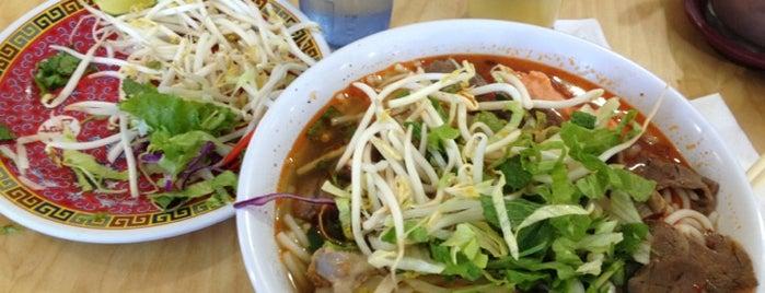 Hoai Hue is one of Must-visit Vietnamese Restaurants in San Diego.