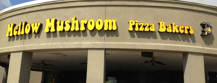Mellow Mushroom Pizza Bakers is one of A local's guide: 48 hours in Fleming Island, Fl.