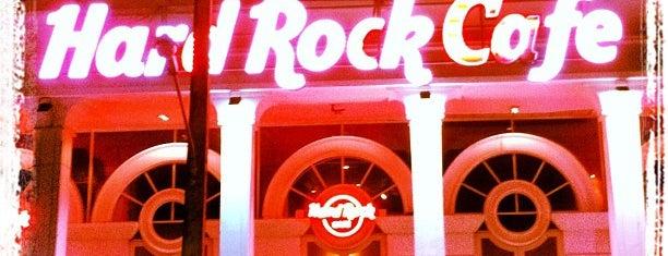 Hardrock Cafe's