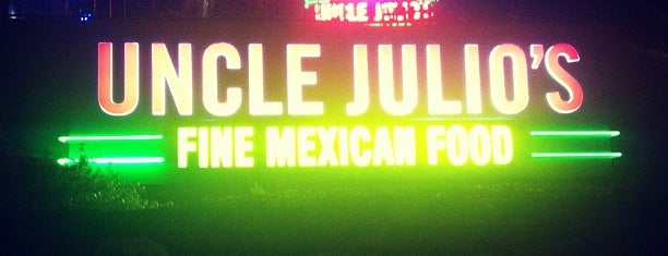 Uncle Julio's Fine Mexican Food is one of Good Restaurants.