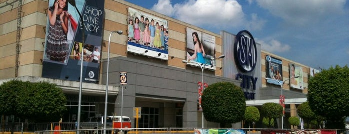 SM City Sucat is one of All-time favorites in Philippines.