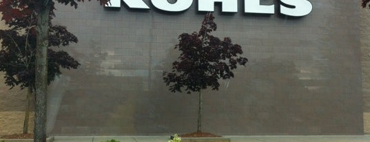 Kohl's is one of EV Charging Stations - Washington State.