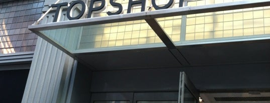 Topshop is one of Must-visit Clothing Stores in New York.