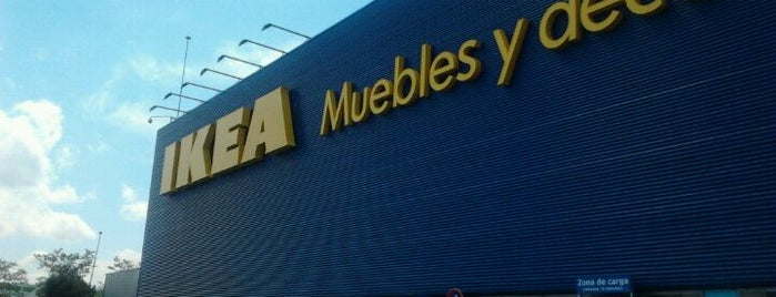 IKEA is one of All-time favorites in Spain.