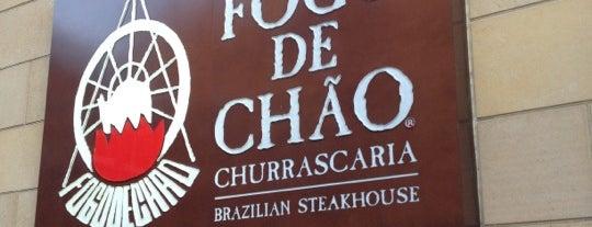 Fogo De Chão is one of Top 10 restaurants when money is no object.