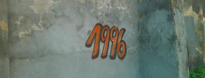 Street Art - Graffiti - 1996 vol III is one of Street Art w Krakowie: Graffiti, Murale, KResKi.