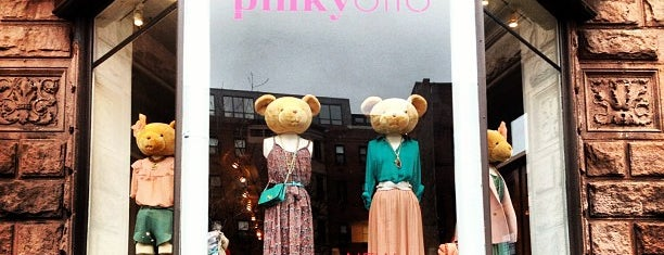 Pinkyotto is one of Bean Town Shops & To-Dos.