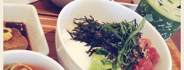 nana's green tea is one of お気に入りカフェ.