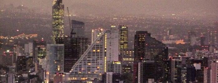 Torre Latinoamericana is one of Ciudad de México, Mexico City on #4sqCities.