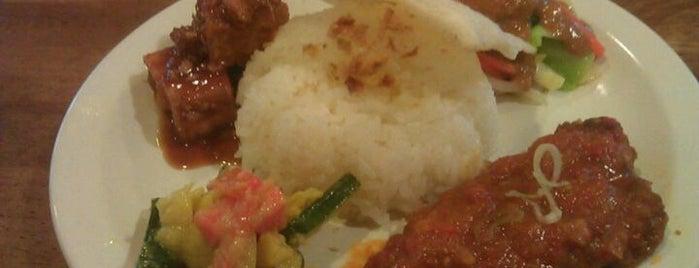 タマンサリ is one of Asian Food.