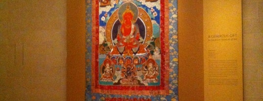 Rubin Museum of Art is one of NYC's Chelsea, Garment District and NoMad.