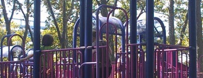 Charybdis Playground is one of Best Spots for Kids - NYC.