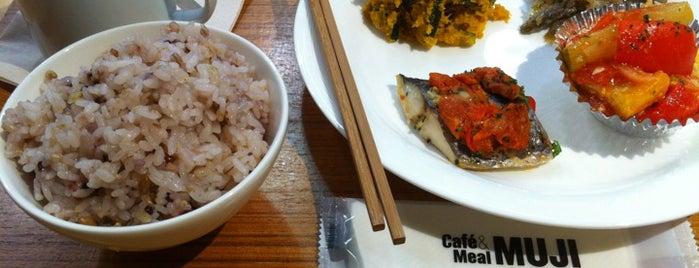 無印良品 有楽町店 (MUJI) is one of KAMIの喫茶食事飲み処.